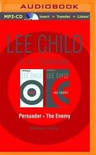 Jack Reacher: Lee Child Bk. 7&8 : Persuader - The Enemy by Lee Child (2015, MP3…
