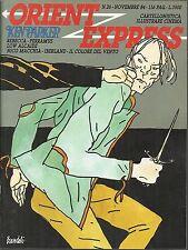 ORIENT EXPRESS rivista n° 26 (KEN PARKER.)