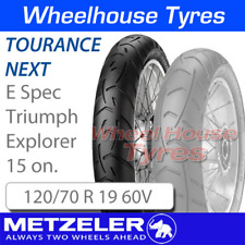 Metzeler Tourance Next 120/70R19 60V T/L (E) Triumph Explorer 15-