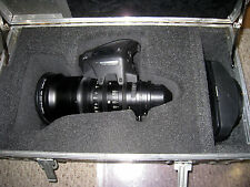 Empty Shipping Flight Road Black Case for Fujinon 19-90mm Cabrio Zoom Lens