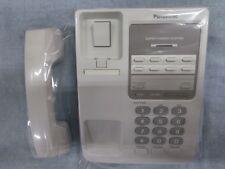 Panasonic KX-T7310C SLT E-series white, Single Line for Hybrid KXT systems