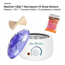 Wax Heater Electric Hair Removal Wax-melt Machine Hair Removal Sets Waxing Kit
