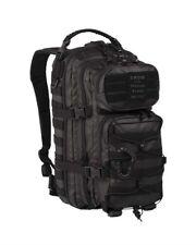 EE.UU. Assault Pack Small Táctica Black, Mochila,Exterior,Militar,Camping