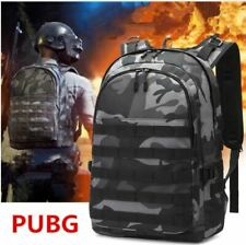 Game PUBG Cosplay Level 3 Instructor Backpack Military Ring K Pendant Camouflage