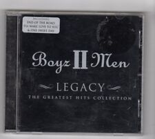 (IF7) Boyz II Men, Legacy: The Greatest Hits Collection - 2001 CD