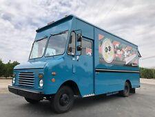 Top of the Line 25' Grumman Olsen Step Van Fashion Truck w/ Custom Retrofit for