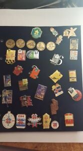 Norway Lot different Norwegian pins