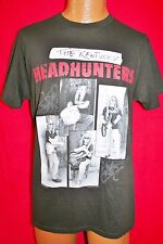 The Kentucky Headhunters 2007 Black Concert Tour T-Shirt M Country Rock Band