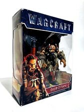 "NEW World of Warcraft 6"" Durotan Action Figure With Accessory Six Inch 6"