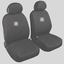Coprisedili anteriori bmw  trapuntati colore blu cover seats con stemma