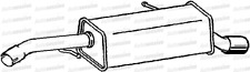 Citroen C2 1.4Hdi 8Hx Dv4Td Hatch 06- Exhaust Silencer Box Flex Pipe Car