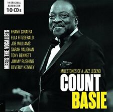 Count Basie - Meets The Vocalists [CD]