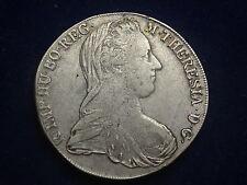 Taler Maria Theresien Taler 1780 Karlsburg ( Siebenbürgen ) AH-GS W/15/305/A