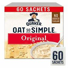 Quaker Oat So Simple Original 27g x 60 Sachets, Microwaveable
