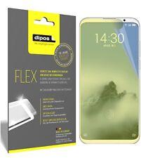 3x Meizu 16 Film de protection d'écran, recouvre 100% de l'écran, dipos Flex