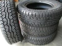 4 New 235/75R15 Armstrong Tru-Trac AT Tires 75 15 2357515 All Terrain A/T 560AB