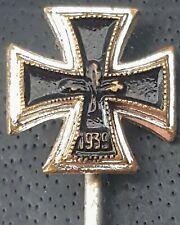 REPRO ARMY  WW2 WW1 MOTORHEAD GERMAN IRON CROSS 2008 PIN BADGE