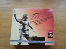 Richard Wagner : Wagner Siegfried (Sung in English)4CD box set EAN 0077776359526