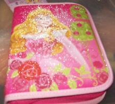 Disney Store Aurora Sleeping Beauty Zip-Up Stationery Kit NWT