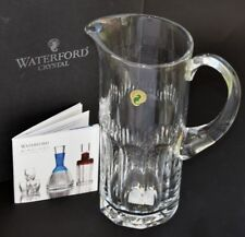 Waterford Crystal ~ Mixology (Neon Clear) ~ 32oz Serving Pitcher Jug ~ New Boxed