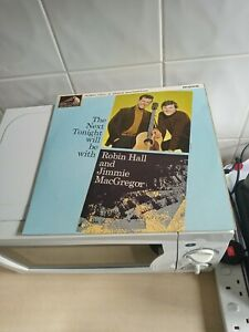 Robin Hall & Jimmie McGregor - The Next Tonight Will Be With (HMV CLP 1715)...