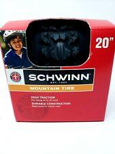 "Schwinn 20"" Mountain Bike Tire New in Box"