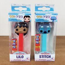 Funko POP! Lilo & Stitch Pez Dispensers, NEW IN BOX