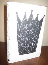 TRAGEDY OF MR. MORN Vladimir Nabokov NOVEL 1st Edition First Printing FICTION