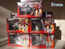Transformers Reissue G1 5X『DINOBOTS』MISB