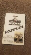 RARE Disney Countdown To MGM STUDIOS  BackStage Pass THEME PARK GOOFY MYSTERY 91