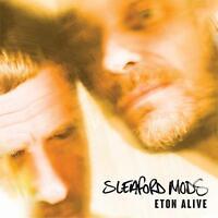 "Sleaford Mods - Eton Alive (NEW 12"" BLUE VINYL LP)"