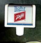Schlitz Light Beer Tap Handle 1970's New Old Stock
