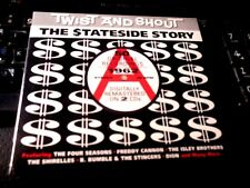 Twist & Shout: Stateside Story 1962 2x CD NEW The Stingers Dion Four Seasons