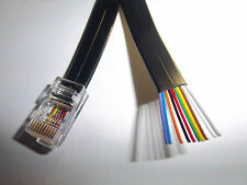 RJ50 10PIN CONNECTOR CABLE FOR RAINER SUMMIT MULTIVIEWER DEVICE