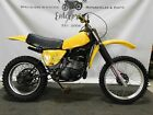 Picture of A 1977 Yamaha YZ250 YZ 250