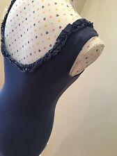 KOOKAI Dress Size S Stretch Short Cobalt Blue Cotton Beach Casual Summer