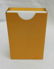 Metal Cigarette Box Sleeve - Cigarette Box Cover - BNIB - Assorted Colours