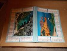 CALENDRIER PTT  2012  réserve de Scandola (Corse)