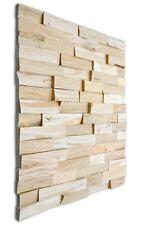 Holz Wandverkleidung Wand- Verblender, Wand Verkleider Holz-Paneele Echtholz