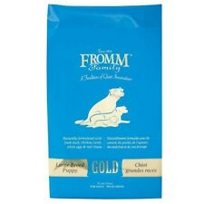 Fromm Gold Holistic Large Breed Puppy Dry Dog Food Duck Chicken Lamb 33 lbs