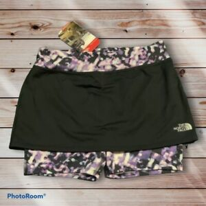 The North Face Girls NWT Purple Pulse Skort Size Large! Super Cute! 40$ MSRP!