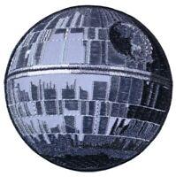 Star Wars Deathstar Easy Iron On Patch Applique Transfer Sew death star