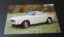 Vintage Promo  Postcard Volvo 1800S GT Coupe