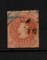 Chile SC# 9b Used - S7355
