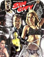 Frank Miller's SIN CITY Playing Card Set in Collectors Tin 2005 NECA Miramax