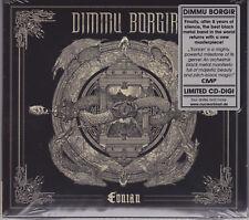 Dimmu Borgir 2018 CD - Eonian (Ltd. Digi.) Old Man's Child/Borknagar - Sealed