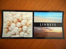 Large Linneys Postcard Pearls Broome beach WA Richard Smith photography NEW