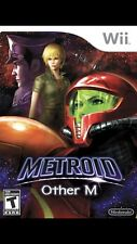 NEW SEALED NINTENDO WII METROID OTHER M, USA SELLER SAME DAY SHIPPING