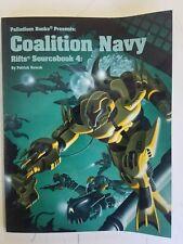 Palladium: Rifts: Sourcebook 4: Coalition Navy