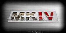 1 - NEW MKIV MK4 chrome badge emblem fits jetta golf r32 gti jetta gli (MKIV)